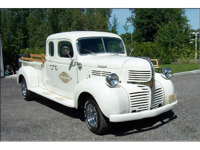 1947 dodge pickup for sale on. Black Bedroom Furniture Sets. Home Design Ideas