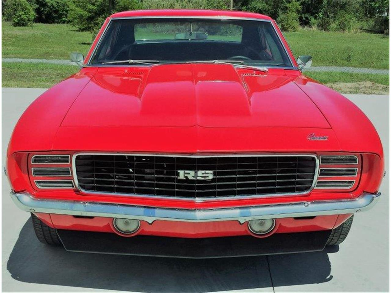 Large Picture of '69 Camaro RS - LT5Q