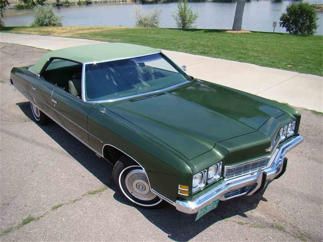 Large Picture of '72 Caprice - LT5T