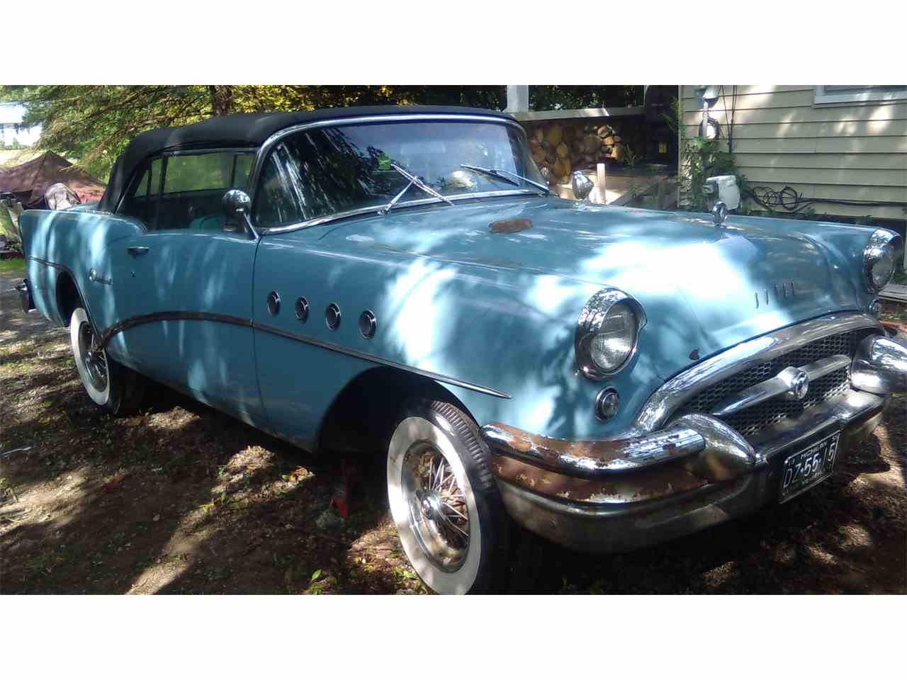 Large Picture of Classic '55 Century located in Michigan - $15,000.00 Offered by a Private Seller - LT5U