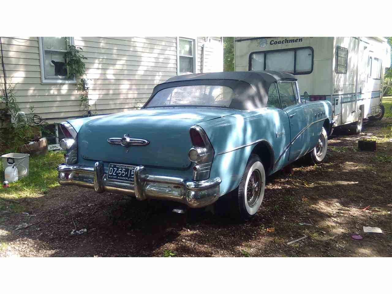 Large Picture of '55 Buick Century located in Flint Michigan Offered by a Private Seller - LT5U