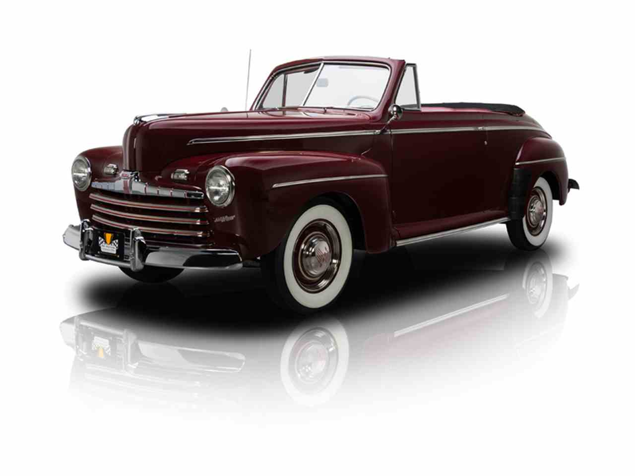 Large Picture of '46 Ford Deluxe Offered by RK Motors Charlotte - LT64