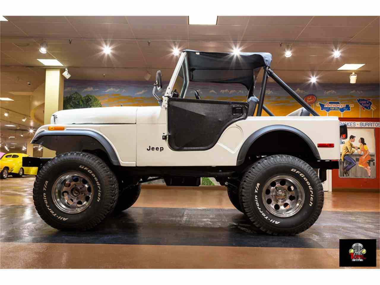 Large Picture of '77 CJ5 - LT65