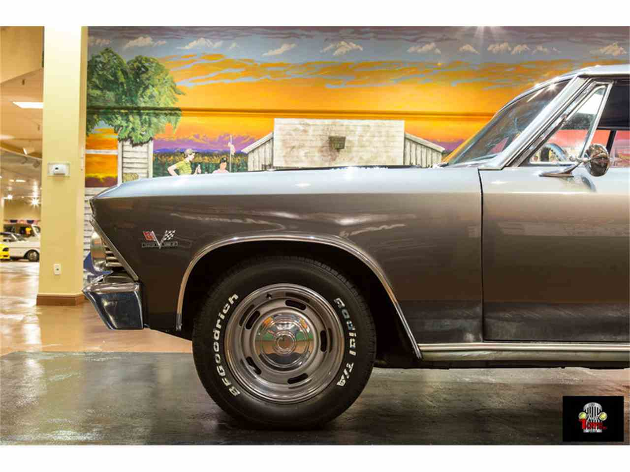 Large Picture of '66 Chevelle - LT69