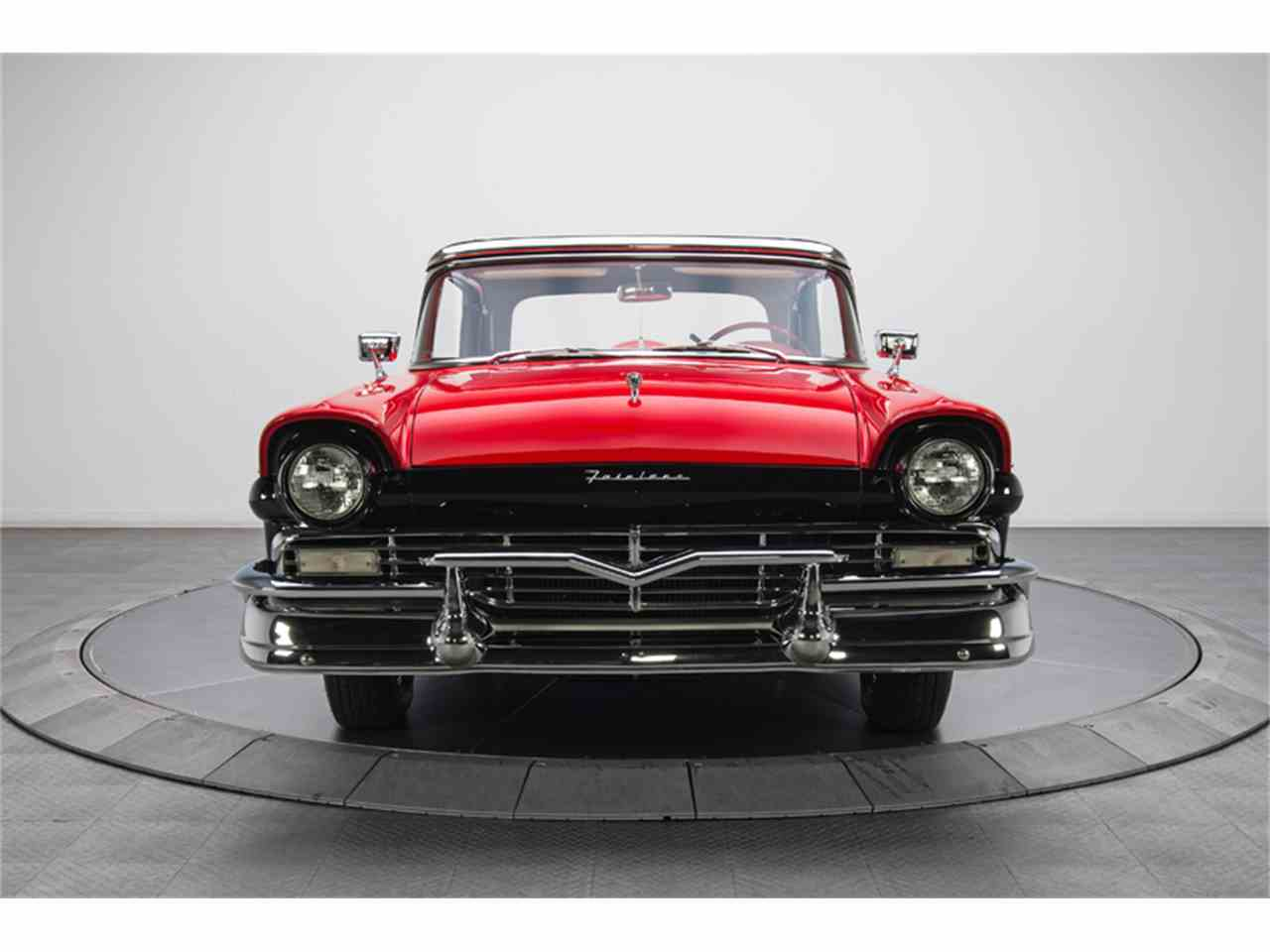 Large Picture of Classic '57 Ford Fairlane 500 Offered by RK Motors Charlotte - LT6X