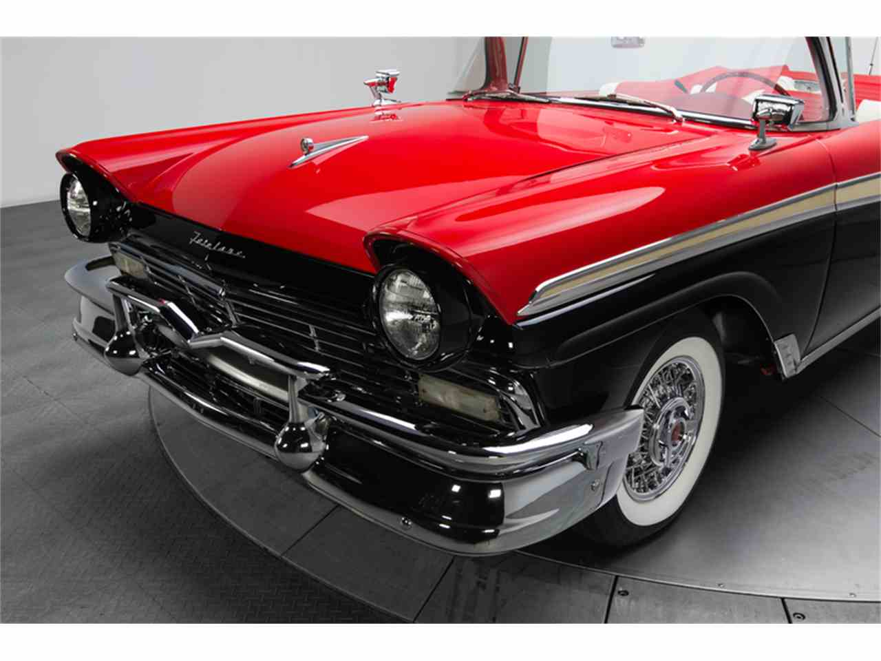 Large Picture of 1957 Ford Fairlane 500 located in Charlotte North Carolina - $94,900.00 Offered by RK Motors Charlotte - LT6X