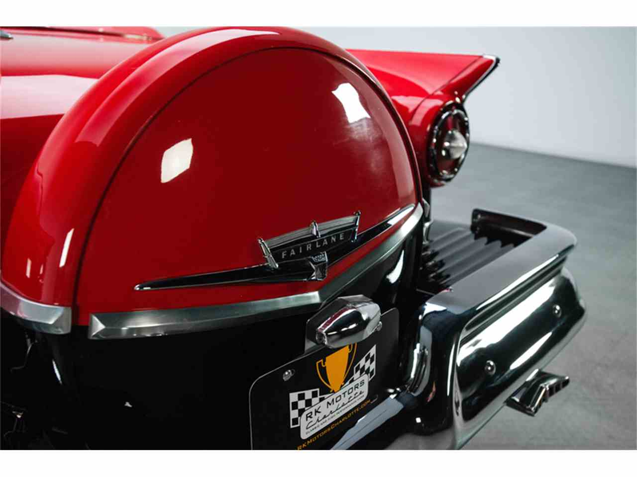 Large Picture of Classic 1957 Fairlane 500 located in North Carolina Offered by RK Motors Charlotte - LT6X
