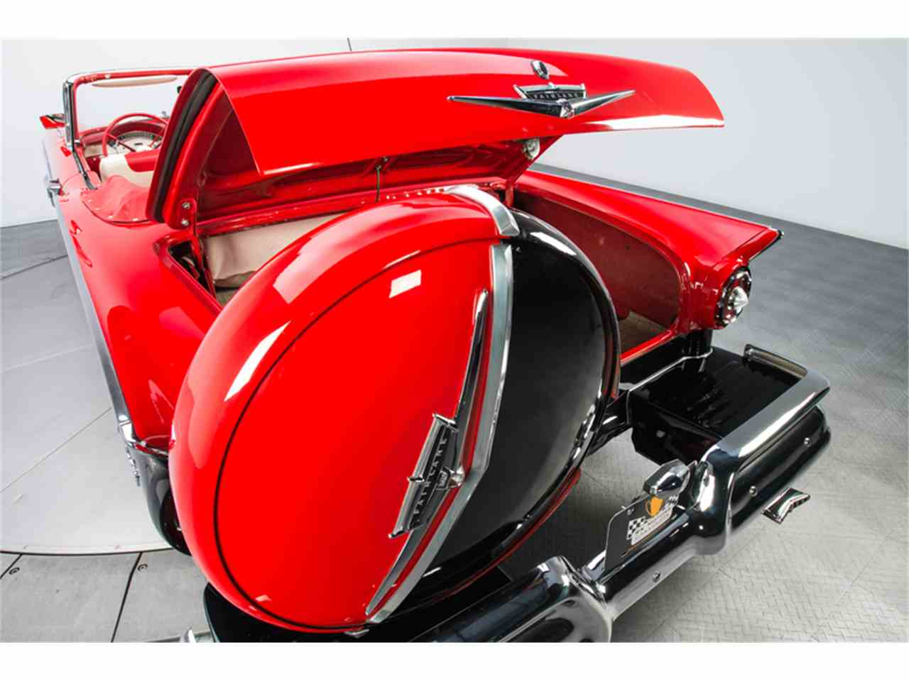 Large Picture of '57 Fairlane 500 - $94,900.00 Offered by RK Motors Charlotte - LT6X