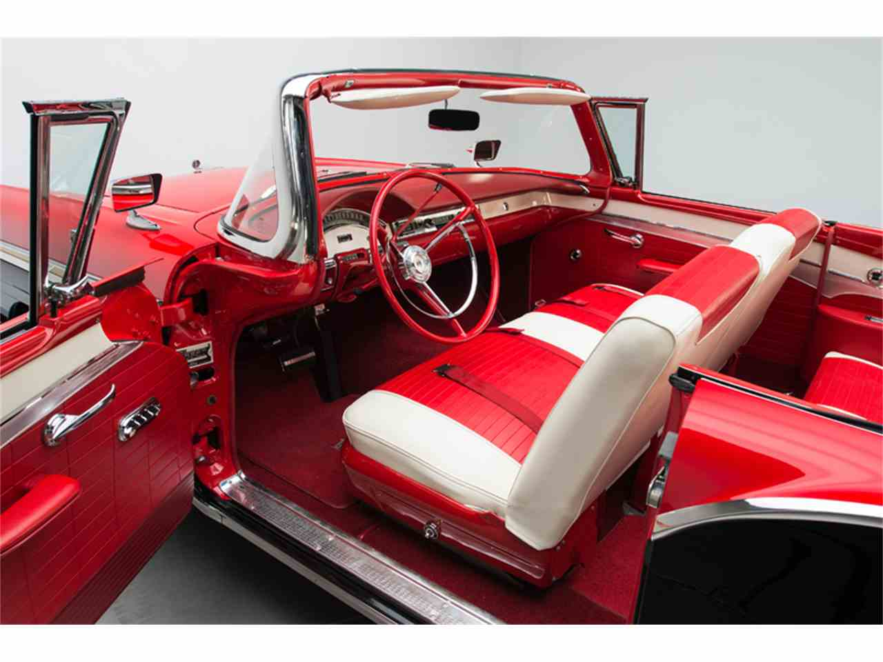 Large Picture of 1957 Fairlane 500 located in Charlotte North Carolina - $94,900.00 - LT6X