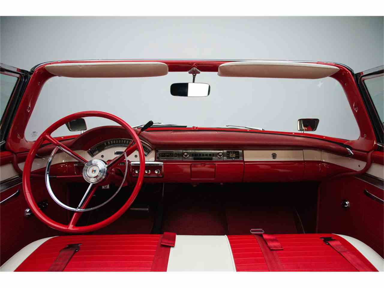Large Picture of Classic '57 Fairlane 500 located in North Carolina - $94,900.00 Offered by RK Motors Charlotte - LT6X