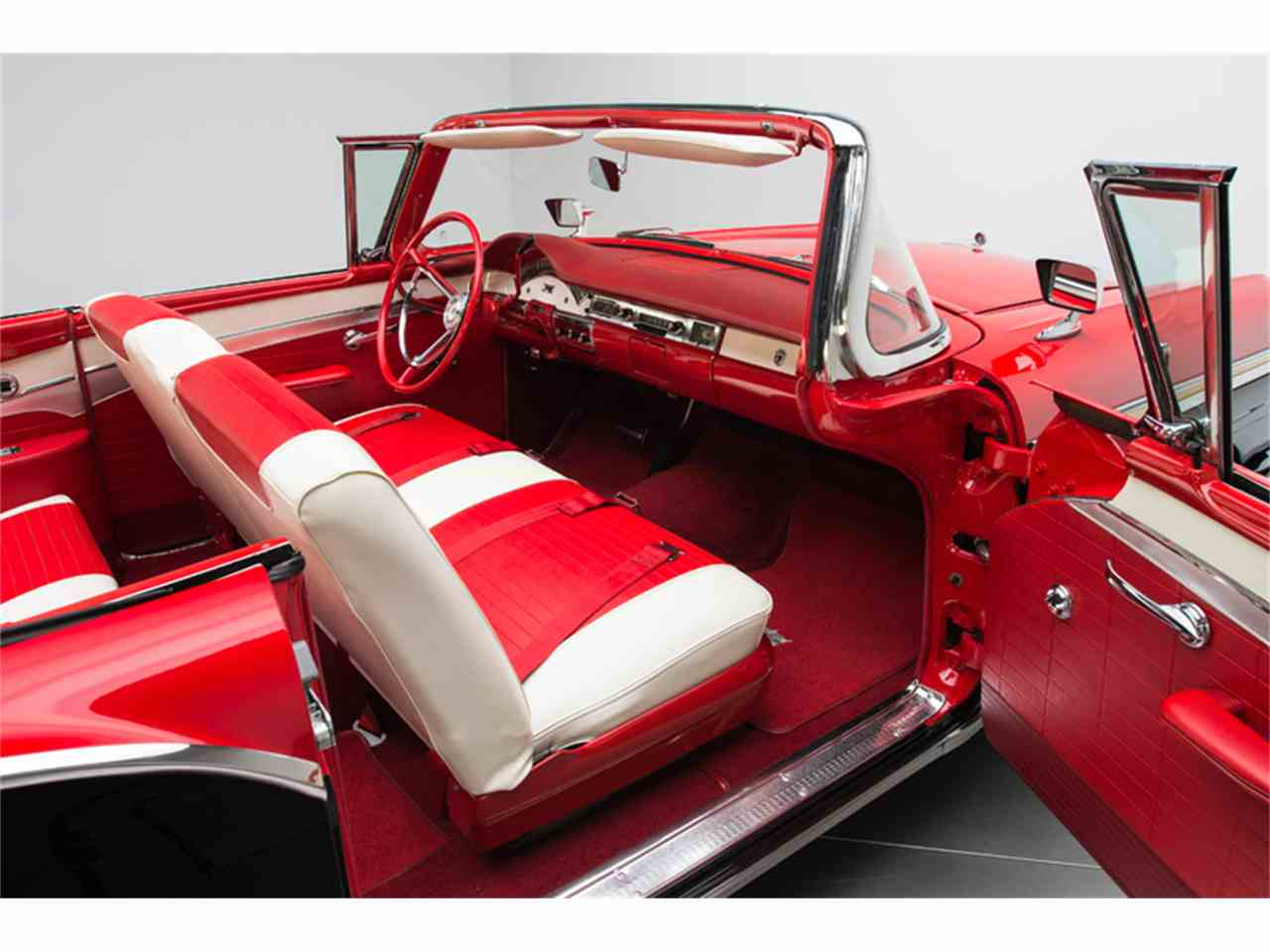 Large Picture of Classic 1957 Ford Fairlane 500 Offered by RK Motors Charlotte - LT6X