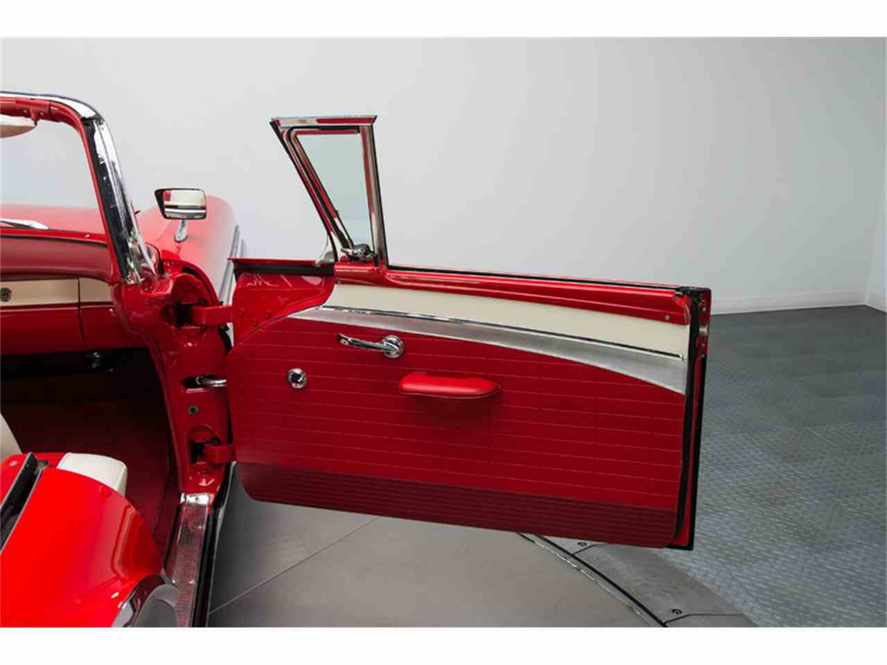 Large Picture of Classic 1957 Ford Fairlane 500 located in Charlotte North Carolina - $94,900.00 Offered by RK Motors Charlotte - LT6X
