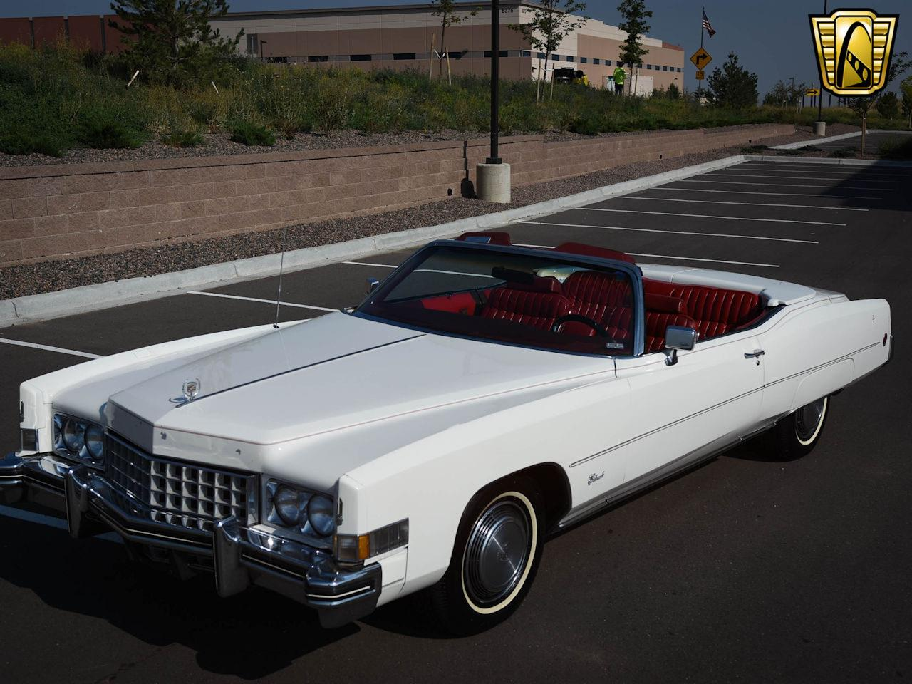 Large Picture of Classic 1973 Eldorado located in Illinois Offered by Gateway Classic Cars - Denver - LT70