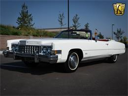Picture of 1973 Cadillac Eldorado located in O'Fallon Illinois - $14,595.00 Offered by Gateway Classic Cars - Denver - LT70