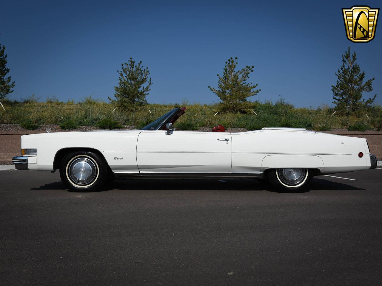 Large Picture of Classic '73 Cadillac Eldorado - $14,595.00 Offered by Gateway Classic Cars - Denver - LT70