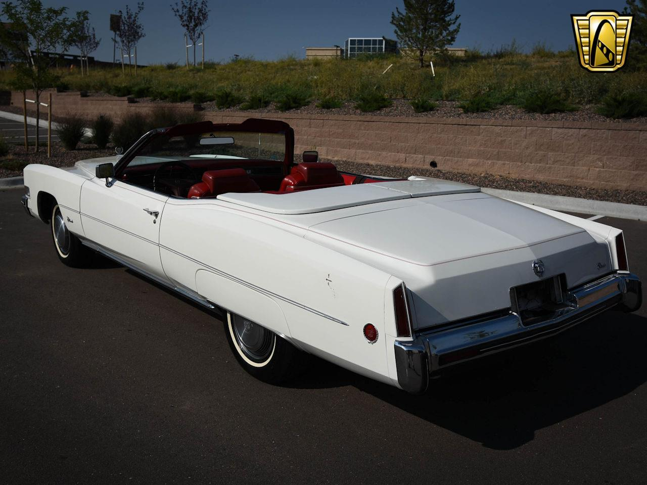 Large Picture of 1973 Cadillac Eldorado located in O'Fallon Illinois - LT70