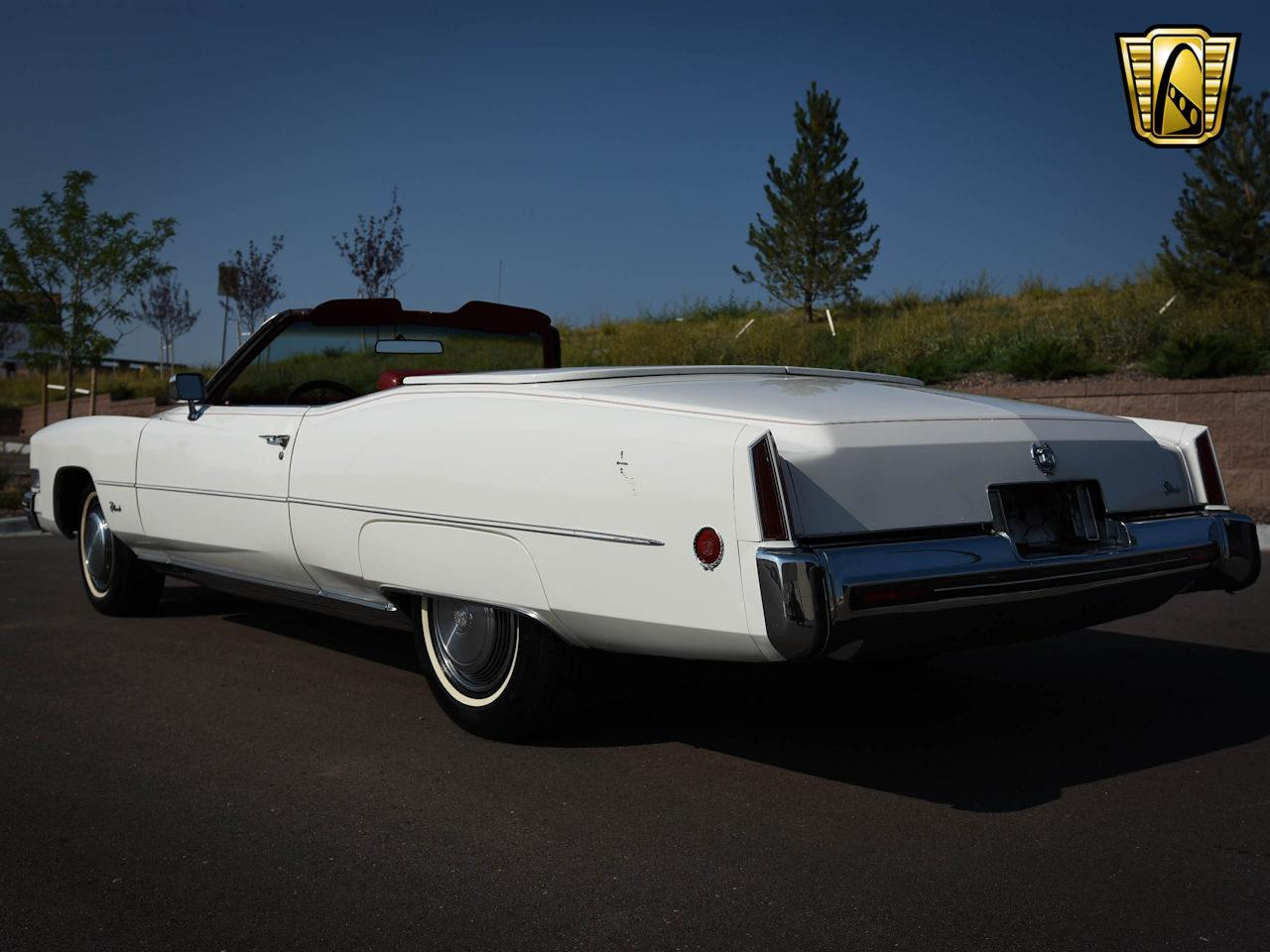 Large Picture of Classic '73 Eldorado - $14,595.00 Offered by Gateway Classic Cars - Denver - LT70