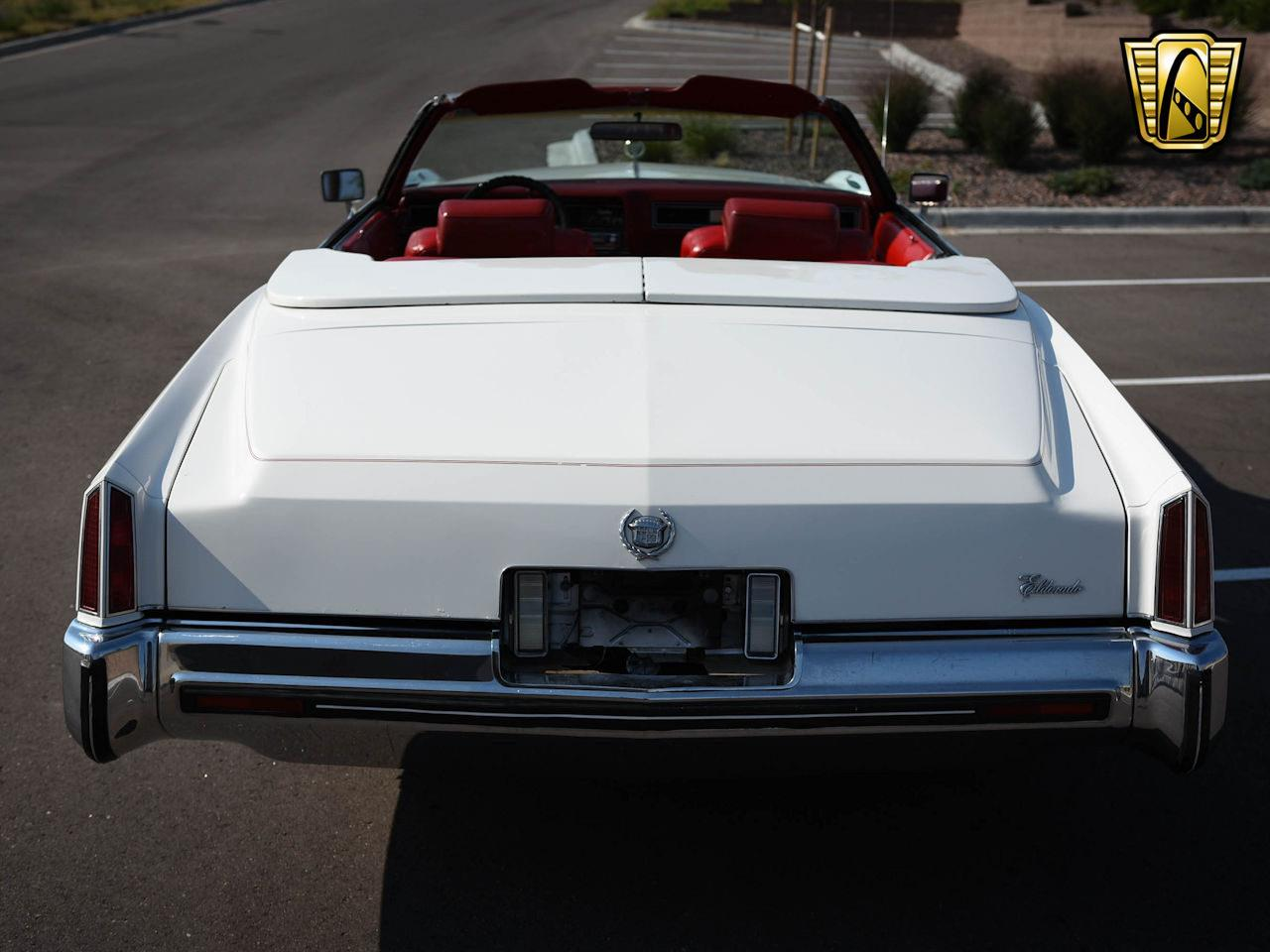 Large Picture of '73 Cadillac Eldorado - $14,595.00 Offered by Gateway Classic Cars - Denver - LT70