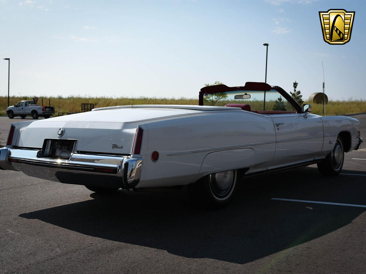 Large Picture of 1973 Eldorado - $14,595.00 Offered by Gateway Classic Cars - Denver - LT70
