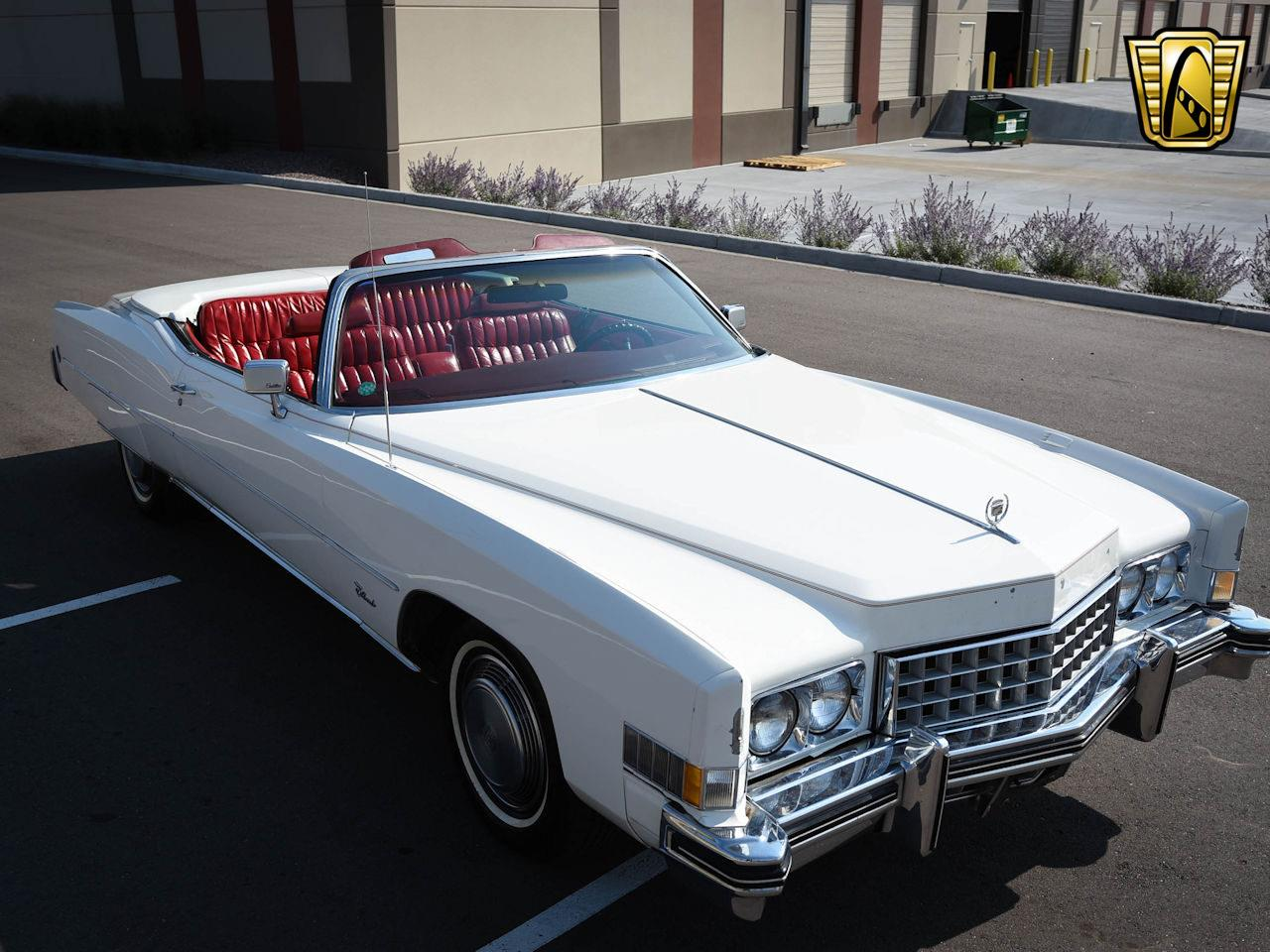 Large Picture of '73 Cadillac Eldorado Offered by Gateway Classic Cars - Denver - LT70
