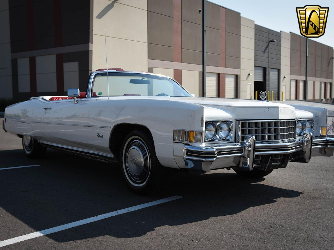 Large Picture of Classic '73 Cadillac Eldorado located in Illinois - $14,595.00 Offered by Gateway Classic Cars - Denver - LT70