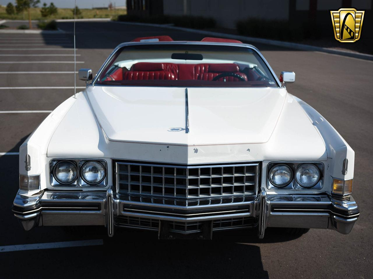 Large Picture of 1973 Cadillac Eldorado Offered by Gateway Classic Cars - Denver - LT70
