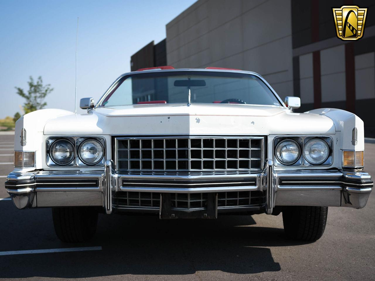 Large Picture of 1973 Eldorado Offered by Gateway Classic Cars - Denver - LT70