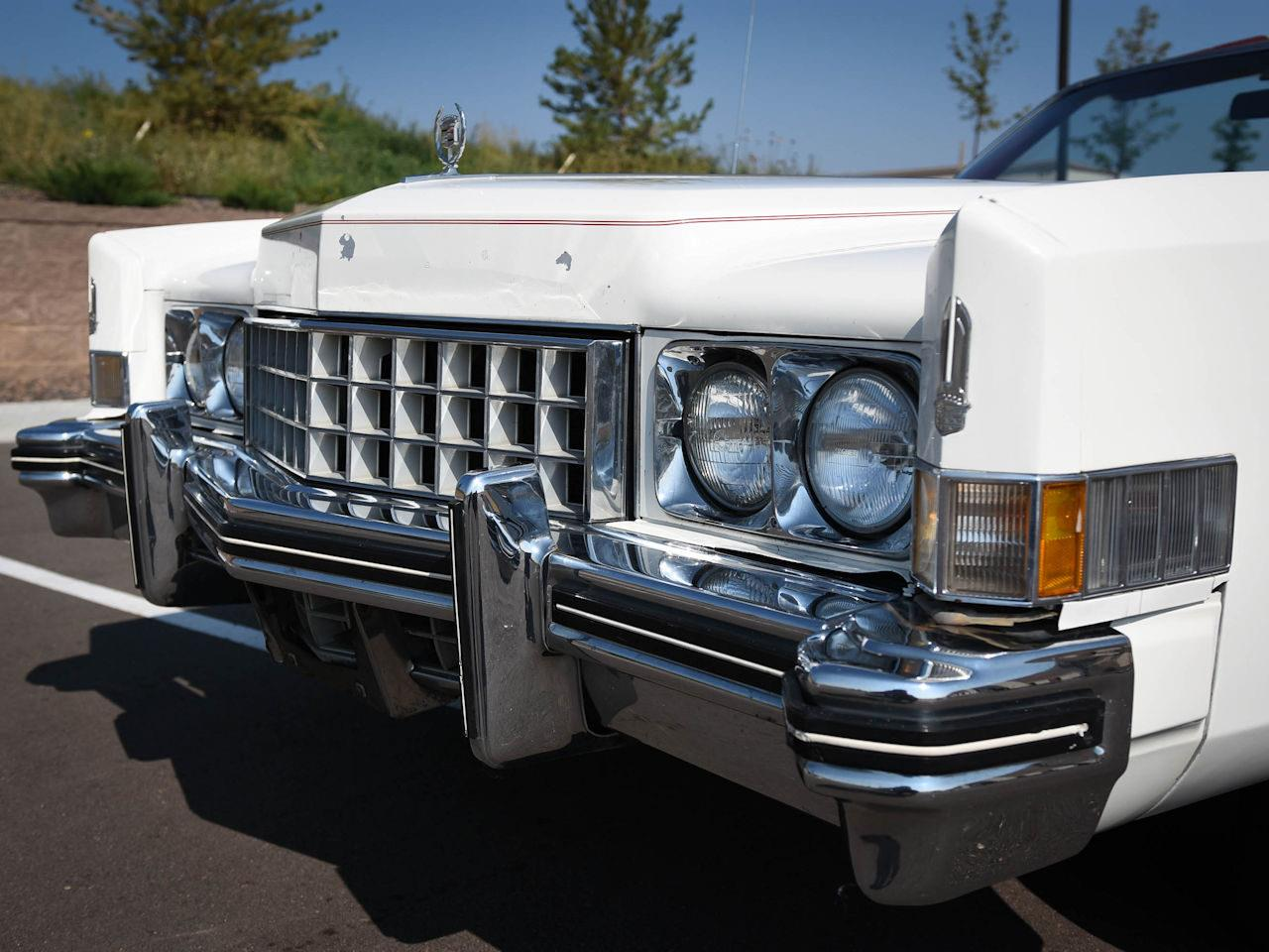 Large Picture of '73 Cadillac Eldorado located in Illinois Offered by Gateway Classic Cars - Denver - LT70