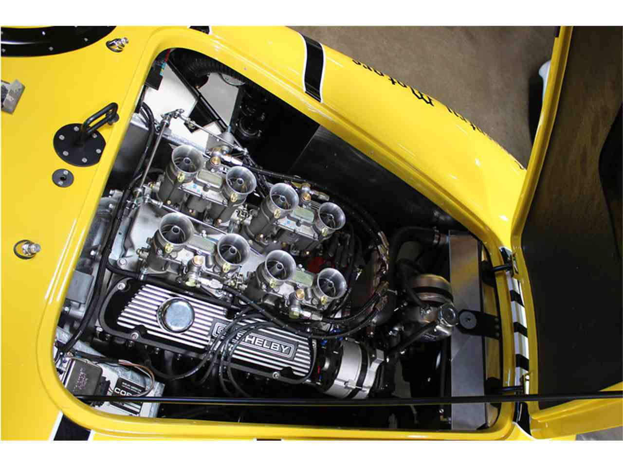 Large Picture of '63 Cobra Sebring Roadster - LT7M