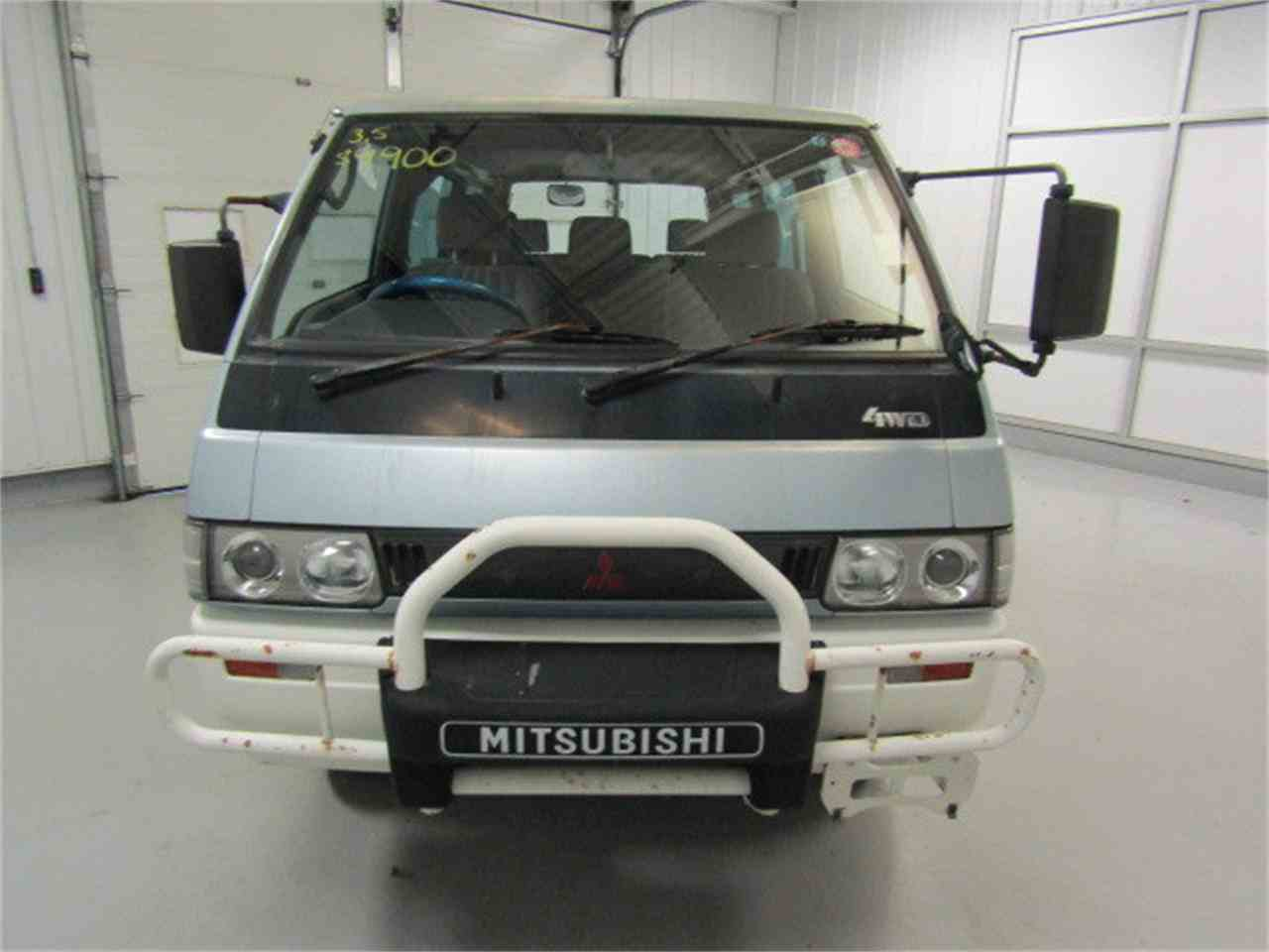 Large Picture of '91 Delica - LT7Q