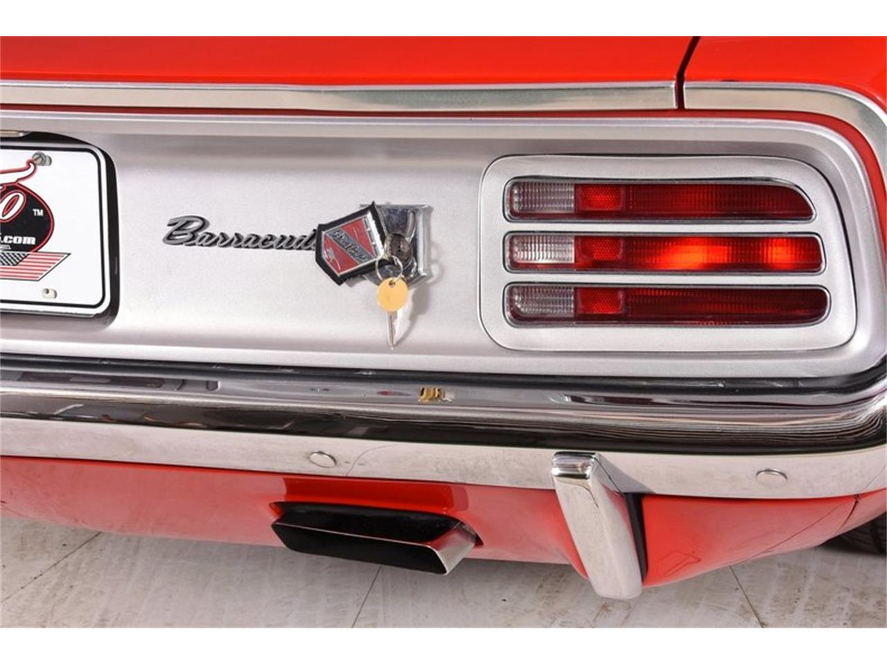 Large Picture of '70 Barracuda - LT7V