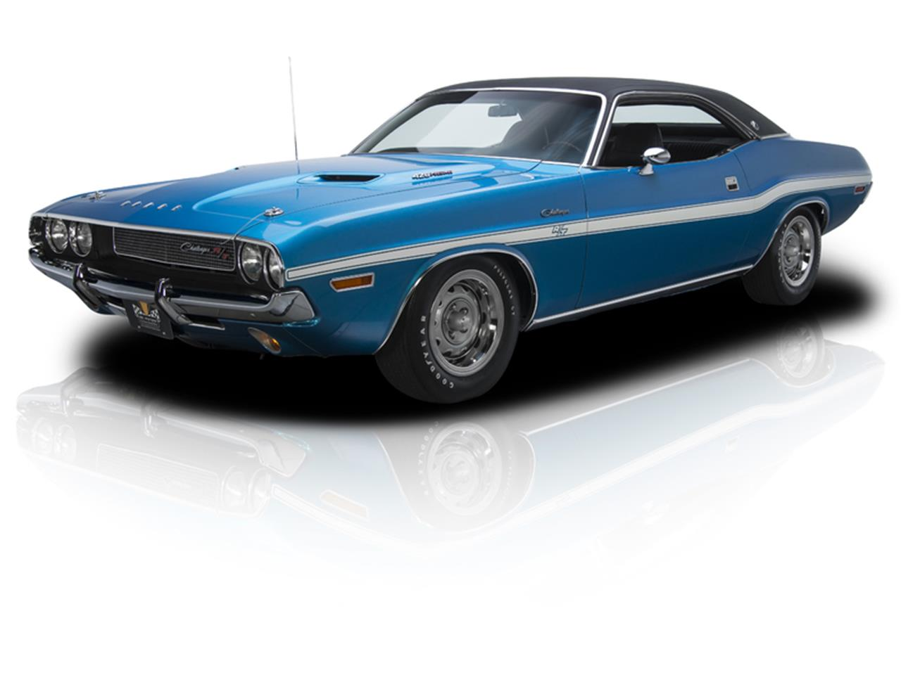 Large Picture of '70 Challenger - LT7X