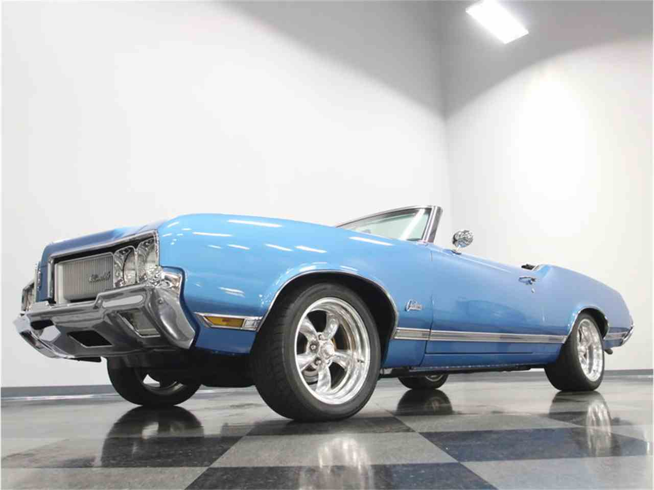 Large Picture of '70 Cutlass - LT7Z