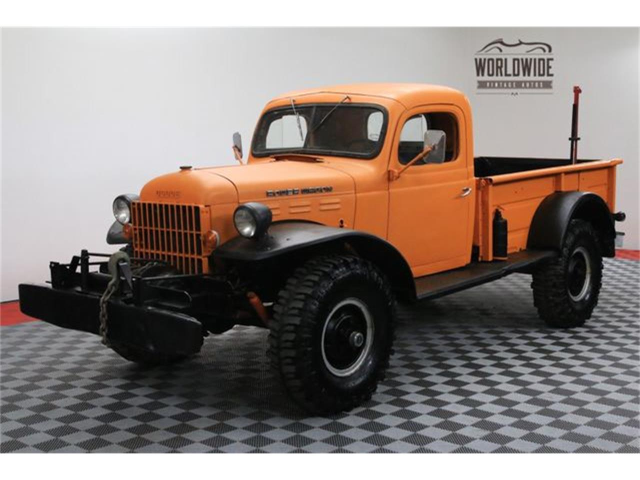 1967 Dodge Power Wagon For Sale Classiccars Com Cc 1017653
