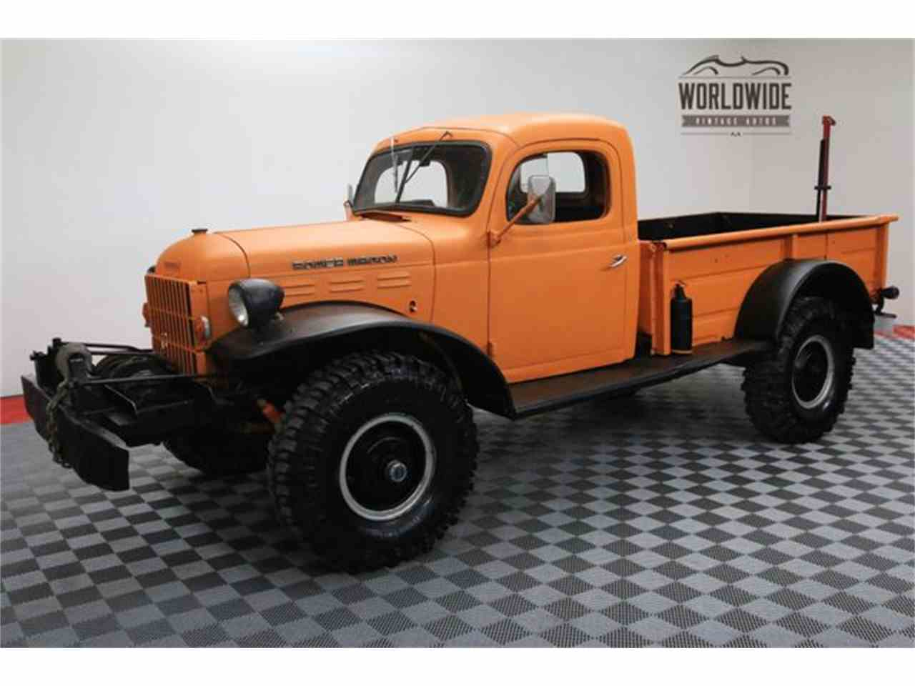 Large Picture of '67 Power Wagon - LT85