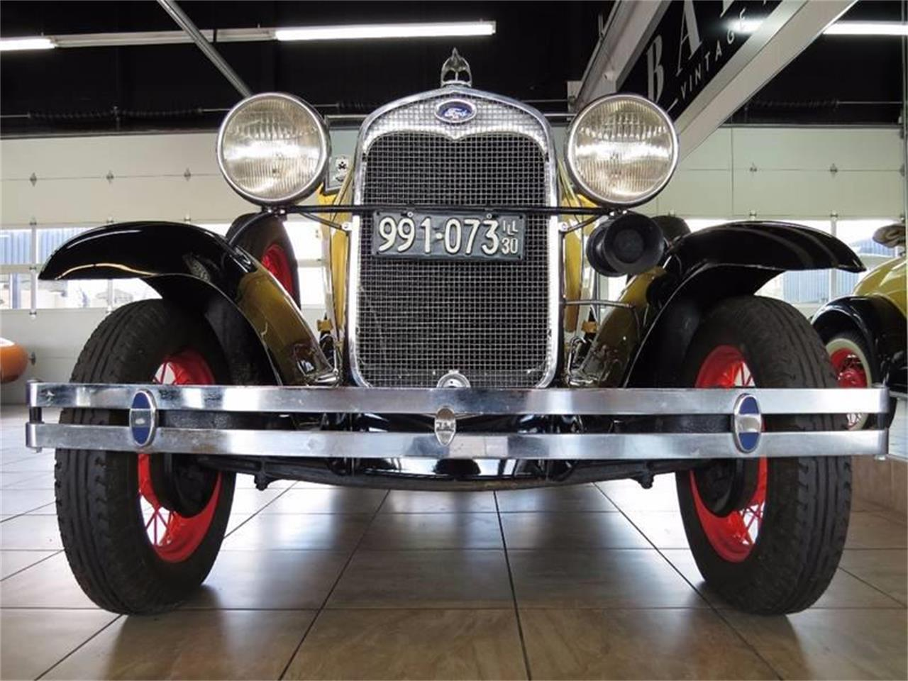Large Picture of Classic 1930 Model A located in St. Charles Illinois Offered by Baltria Vintage Auto Gallery - LT89