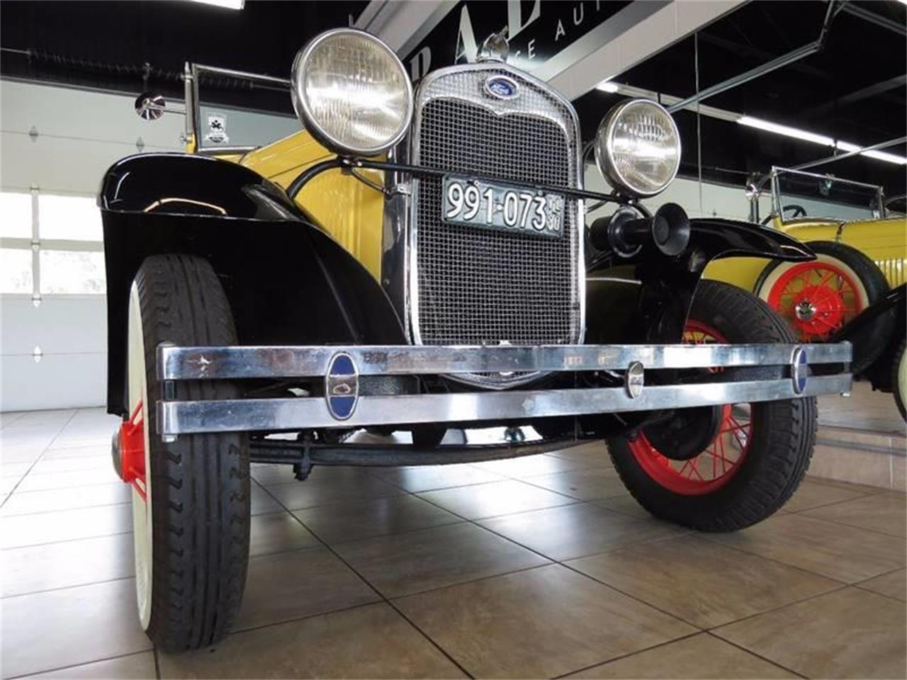 Large Picture of '30 Ford Model A - $19,950.00 Offered by Baltria Vintage Auto Gallery - LT89