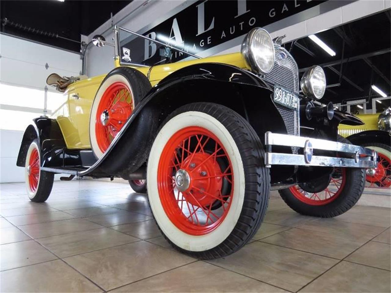 Large Picture of Classic 1930 Model A Offered by Baltria Vintage Auto Gallery - LT89
