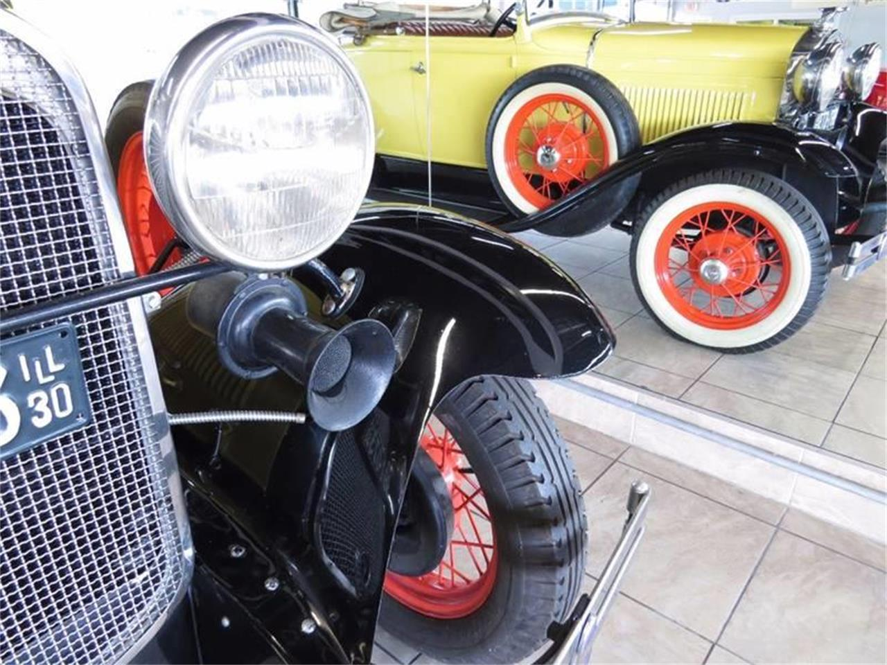 Large Picture of '30 Model A Offered by Baltria Vintage Auto Gallery - LT89