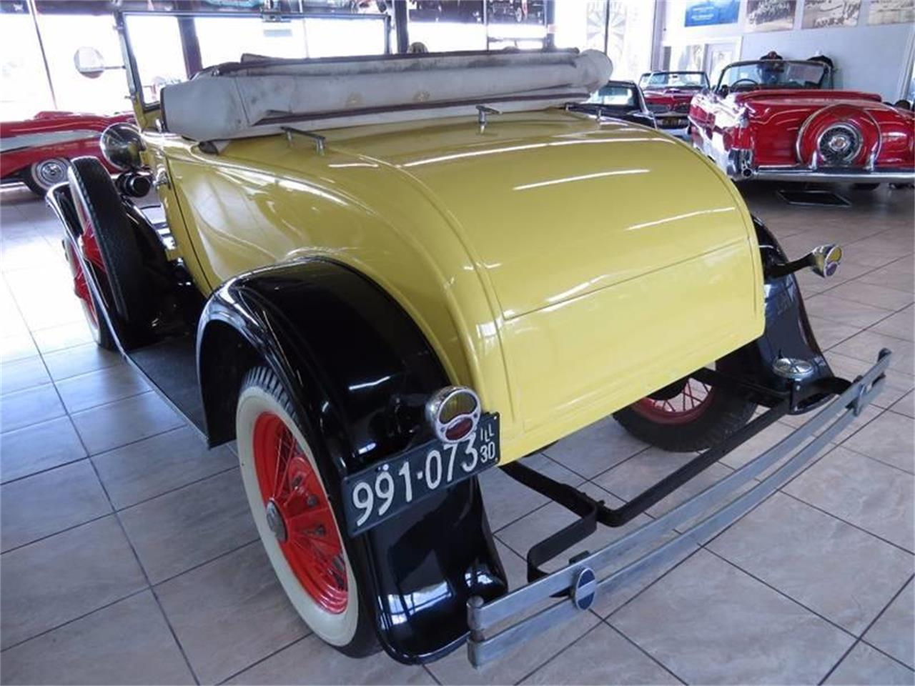 Large Picture of 1930 Model A - LT89