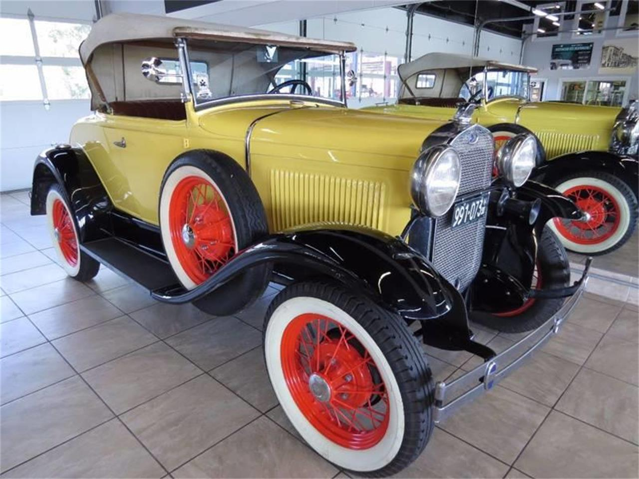 Large Picture of 1930 Model A located in St. Charles Illinois - $19,950.00 Offered by Baltria Vintage Auto Gallery - LT89
