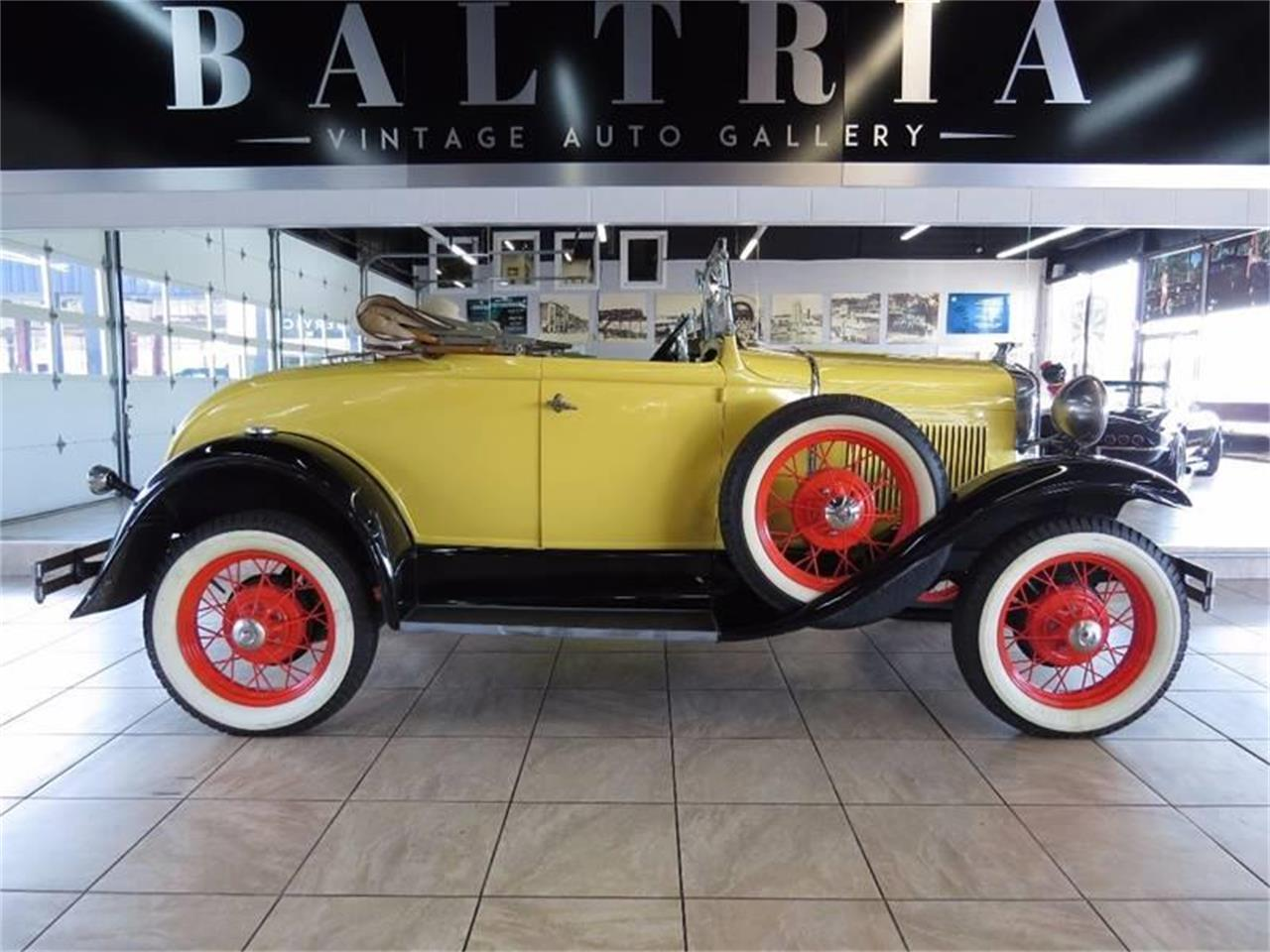Large Picture of '30 Model A - $19,950.00 Offered by Baltria Vintage Auto Gallery - LT89