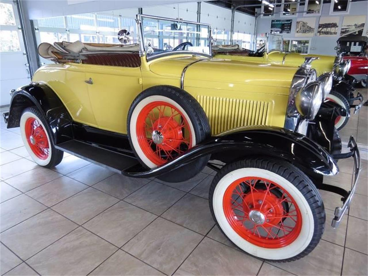 Large Picture of 1930 Ford Model A Offered by Baltria Vintage Auto Gallery - LT89