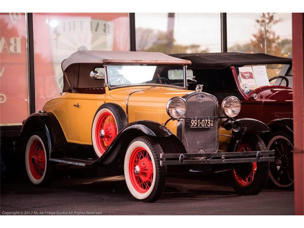 Large Picture of '30 Ford Model A - LT89