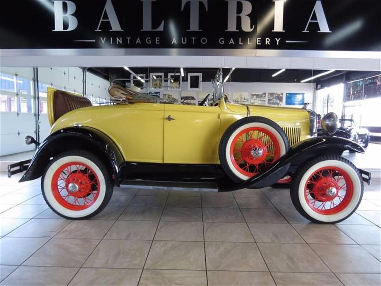 Large Picture of '30 Model A located in Illinois Offered by Baltria Vintage Auto Gallery - LT89