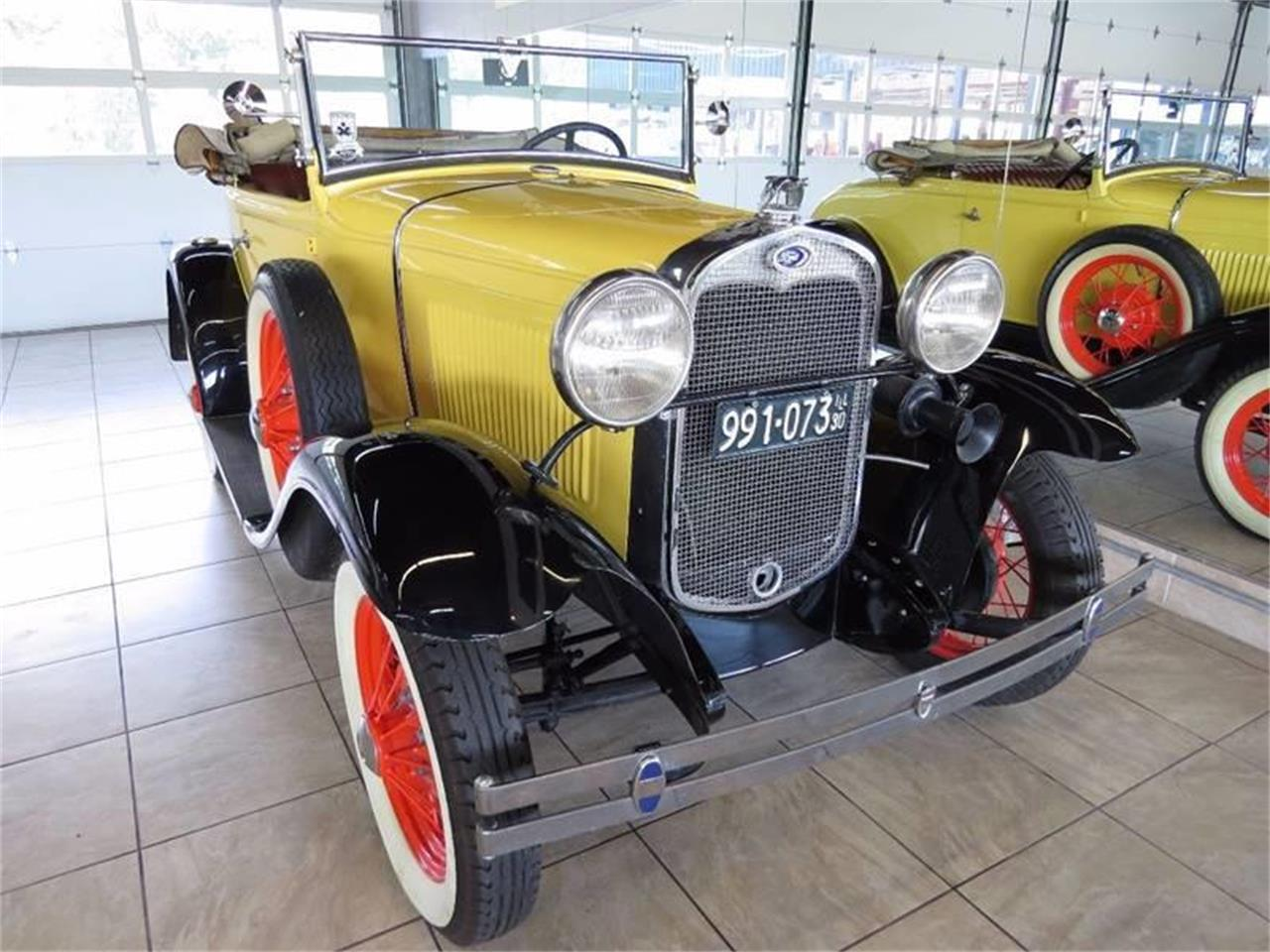 Large Picture of Classic 1930 Ford Model A Offered by Baltria Vintage Auto Gallery - LT89