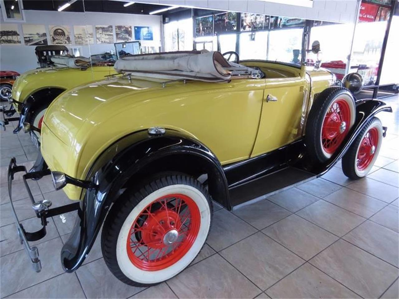 Large Picture of Classic '30 Ford Model A located in Illinois Offered by Baltria Vintage Auto Gallery - LT89