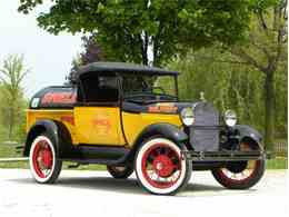 Picture of '29 Model A Roadster Pickup Tribute Shell Oil Tanker - LT8A