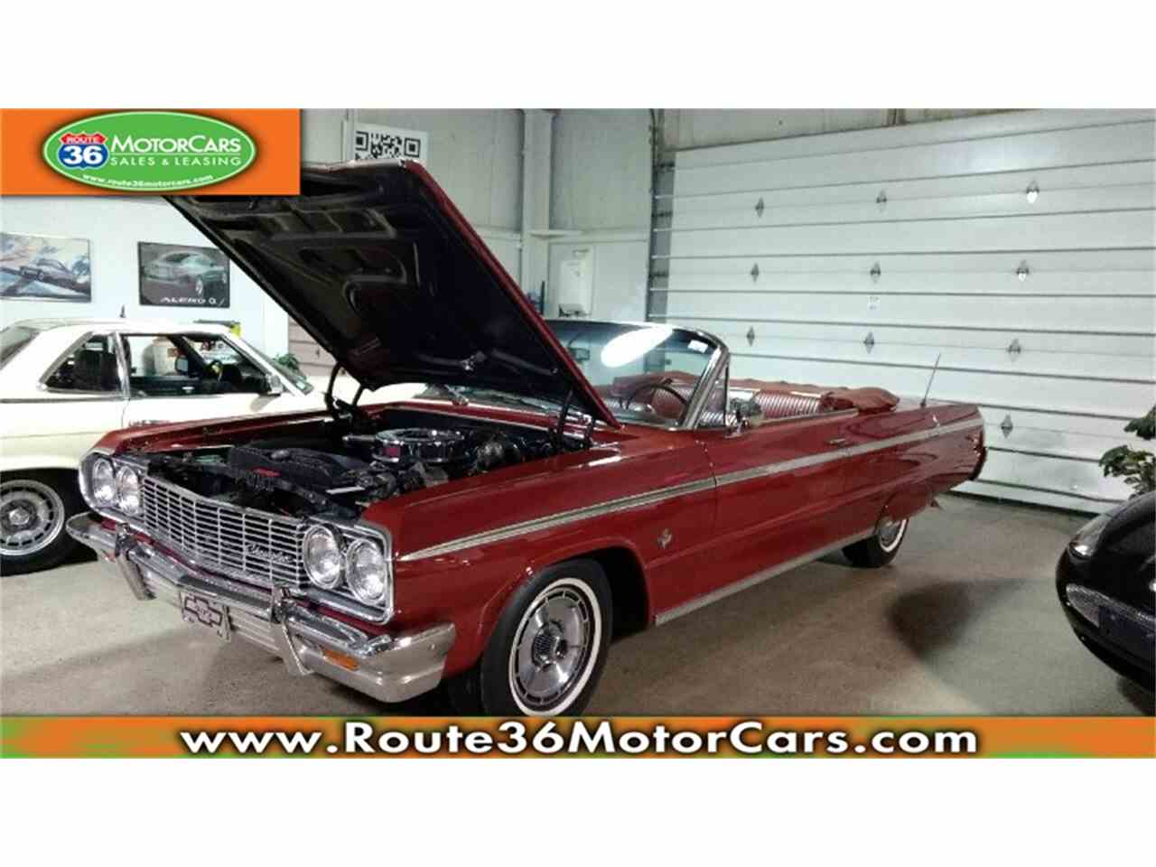 Large Picture of '64 Impala SS - LT8B