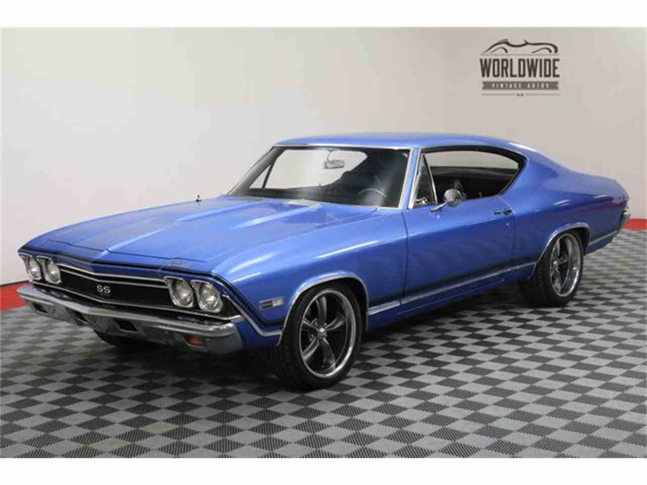 Large Picture of '68 Chevelle - LT8N